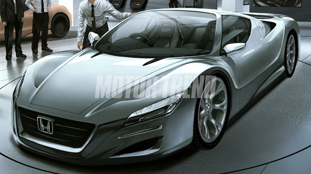 Rumor: 2014 Honda/Acura NSX in the Works? – Acura Connected