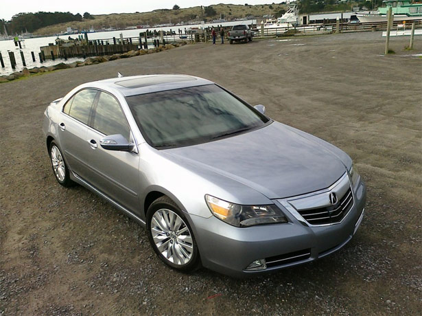image of 2011 acura rl acura connected