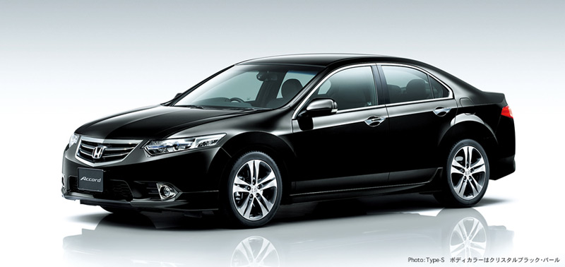 2011 Honda Accord Japan Images Acura Connected
