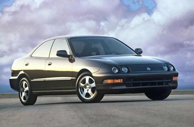 1994 acura integra gs r sedan related infomation. Black Bedroom Furniture Sets. Home Design Ideas