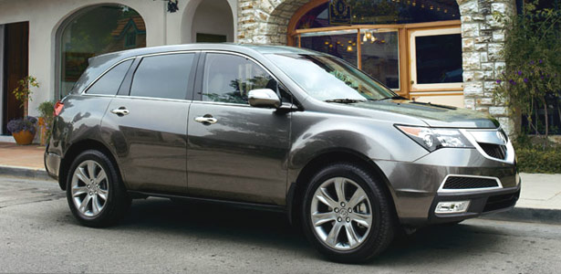 2012 Acura MDX | Acura Connected