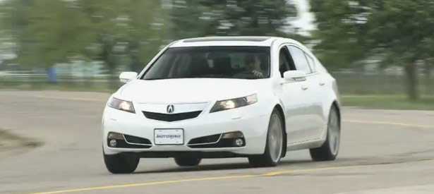 Motoring TV 2012 Acura TL SH-AWD Video Review – Acura Connected