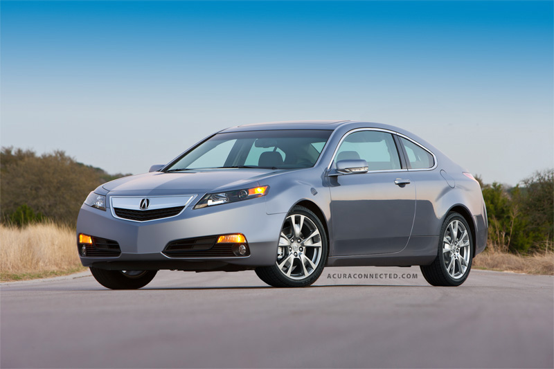 2013 Acura TL Coupe Rendering – Acura Connected
