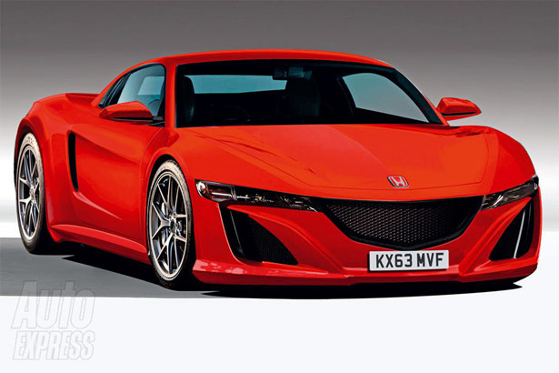 Next Generation Honda NSX