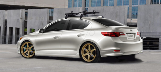 Bellanova White Pearl ILX on Volk TE37s