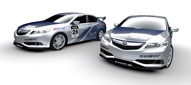 Project ILX - 25 Hours of Thunderhill