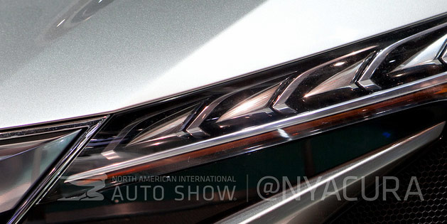 North American International Auto Show 2012