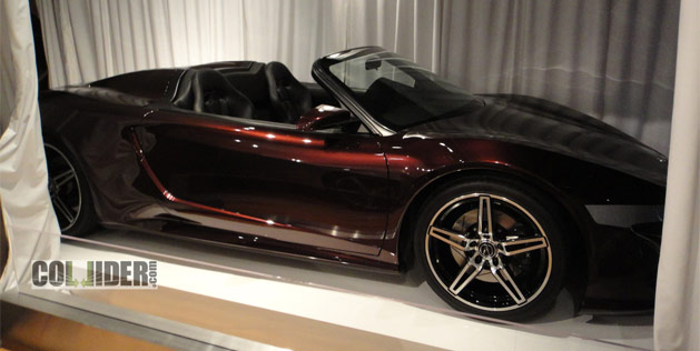 Good Acura Avengers Roadster
