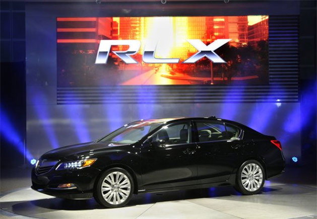 2014 Acura RLX Sneak Peek – Acura Connected