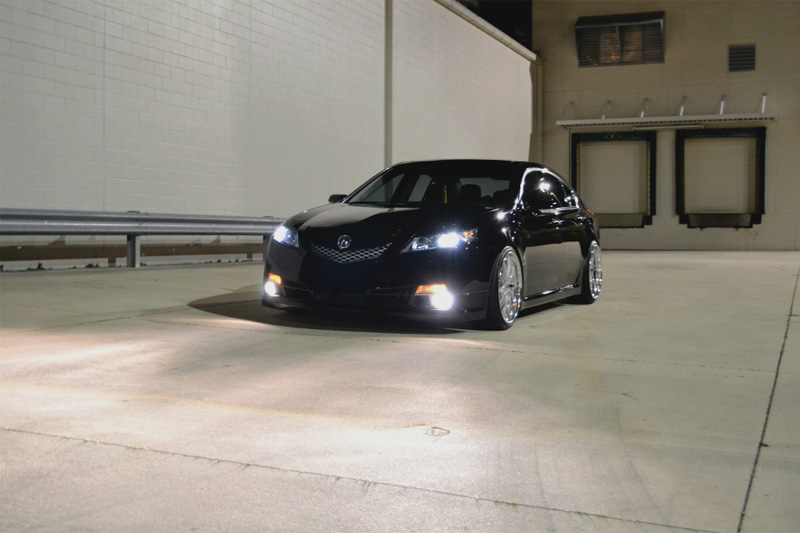 Cass's Crystal Black Pearl 2010 Acura TL – Acura Connected