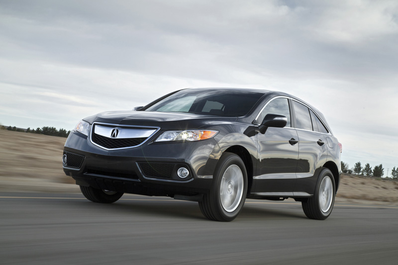 2013 acura rdx image gallery acura connected. Black Bedroom Furniture Sets. Home Design Ideas