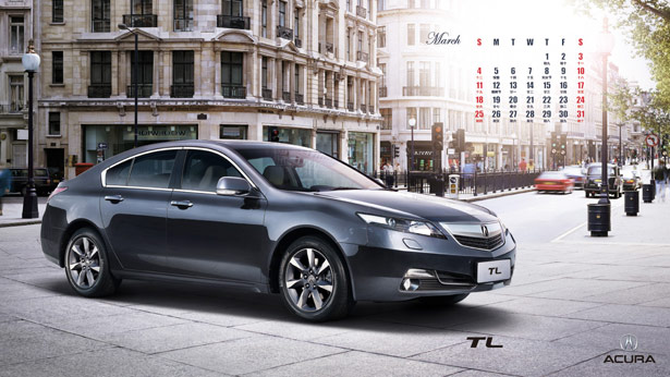 Acura China 2012 TL