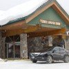 The 2012 Acura ZDX at Lake Louise Inn
