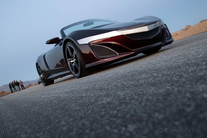 Edmunds' Inside Line Gallery: Acura Avengers Movie Cars – Acura Connected