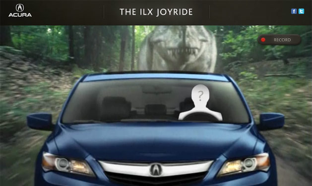 The ILX Joyride