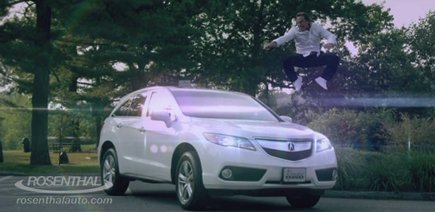 Rosenthal Automotive's 2013 Acura RDX Test Drive & Review