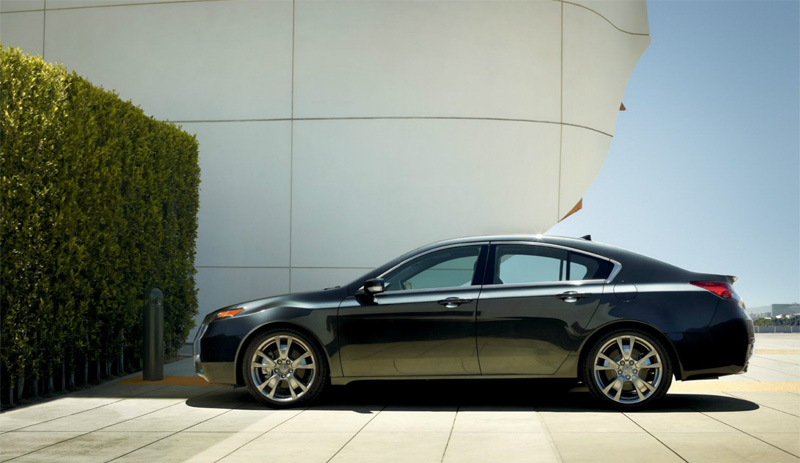 2013 Acura TL Brochure Images – Acura Connected