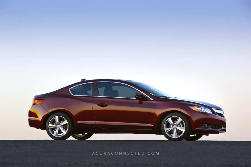 rendered acura ilx coupe acura connected. Black Bedroom Furniture Sets. Home Design Ideas