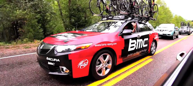 BMC Racing Team Acura TSX Sport Wagon