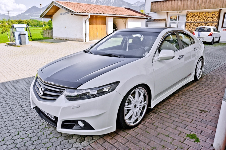 Isi's 2009 Honda Accord Type S – Acura Connected
