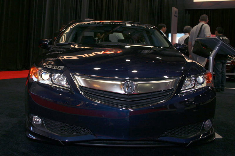 Gallery: Acura At The 2012 SEMA Show