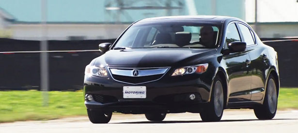 Motoring TV: 2013 Acura ILX Test Drive