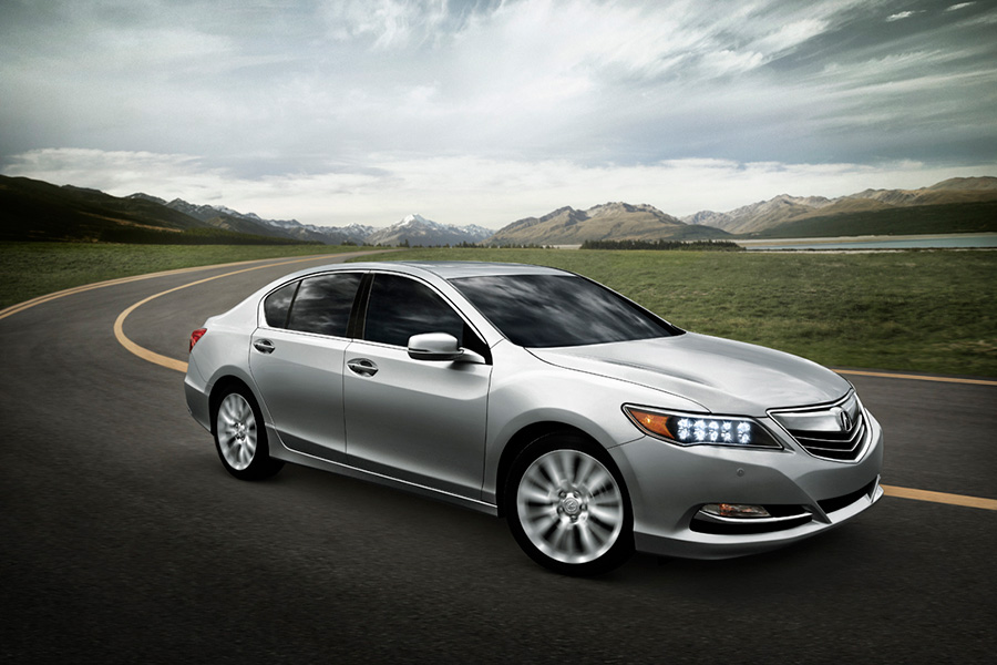 2014 Acura RLX Images Part 4 – Acura Connected
