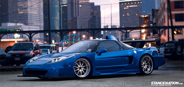 Brent's Sorcery JGTC Acura NSX - StanceNation