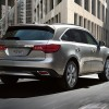 2014 Acura MDX in Silver Moon