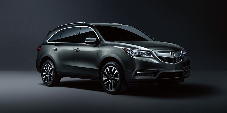 2014 Acura MDX in Forest Mist Black – Acura Connected