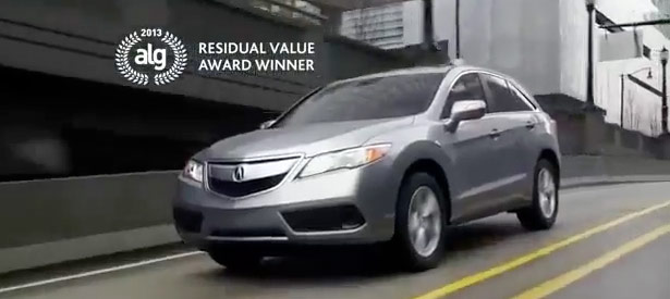 2013 Acura RDX TV Commercial