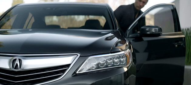 2014 Acura RLX Commercial