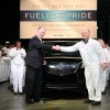 Production of 2014 Acura MDX Begins in Alabama