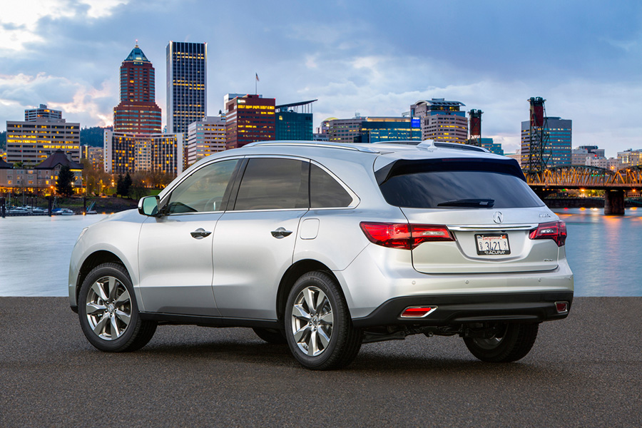 Acura MDX Images Acura Connected - Acura suv 2014 price