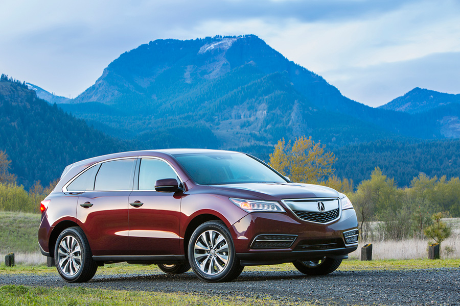 2014 Acura MDX Images – Acura Connected