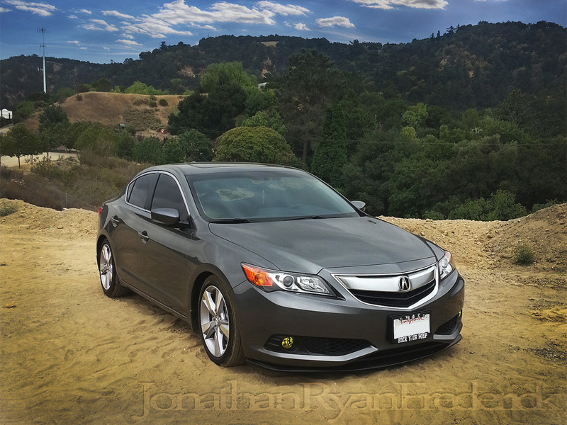 Jonathan S Polished Metal Metallic 2013 Acura Ilx Acura Connected