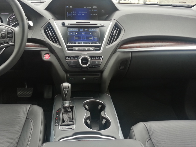 2013 Acura Mdx Interior 2013 Acura Mdx Interior View Pictures to pin on Pinterest