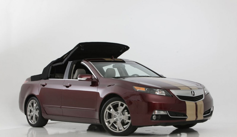 NCE Acura TL Convertible – Acura Connected