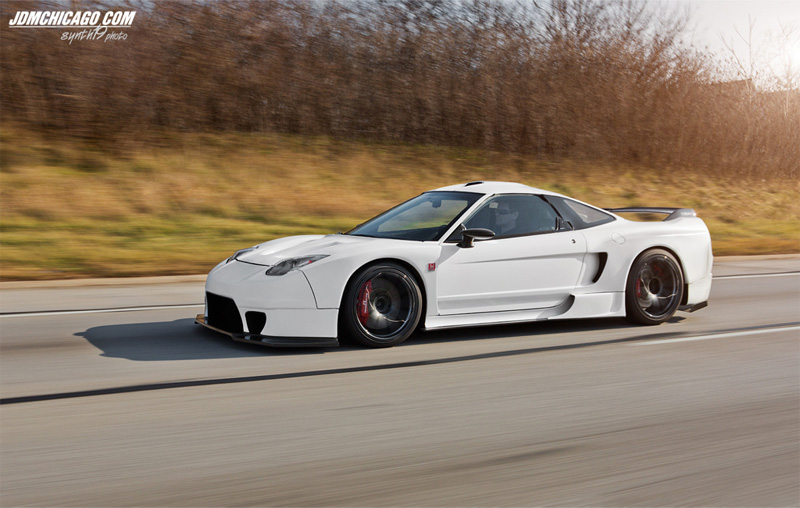 """Gallery: """"The Perfect NSX"""" – Jeff's 1991 Acura NSX – Acura ..."""