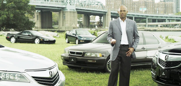 "Acura ""Legends"" with Mariano Rivera"
