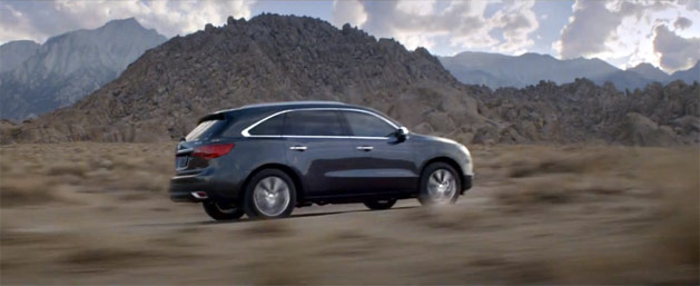 2014 Acura MDX Commercial