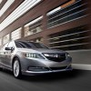 2. The 2014 RLX Sport Hybrid, the most powerful and technologically advanced vehicle in Acura history, was unveiled at the LA Auto Show this year.