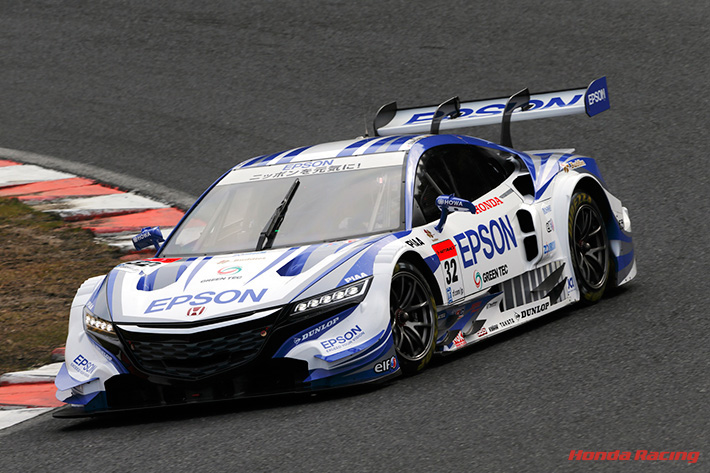 Gallery Nsx Concept Gt Debuts In Super Gt Round 1 Acura