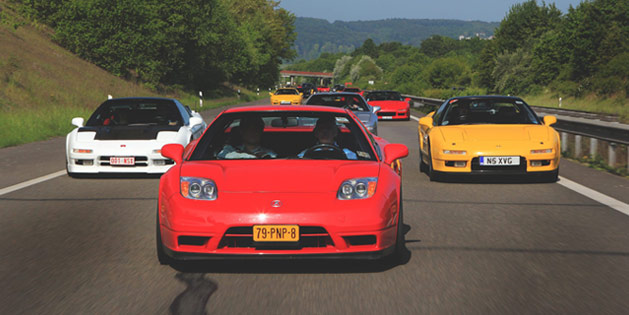 NSX Club Europe Tour 2014