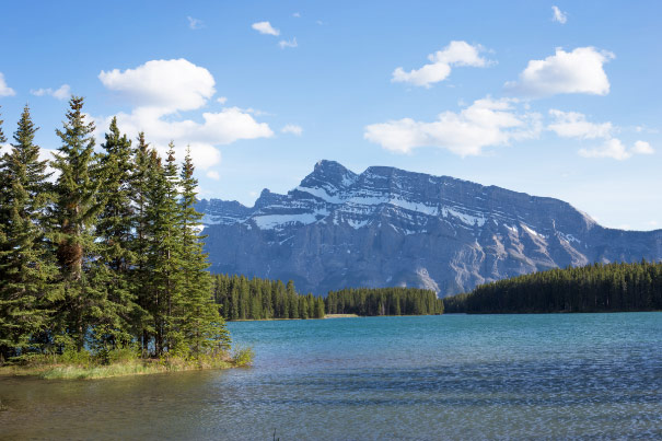 Two Jack Lake, Banff National Park