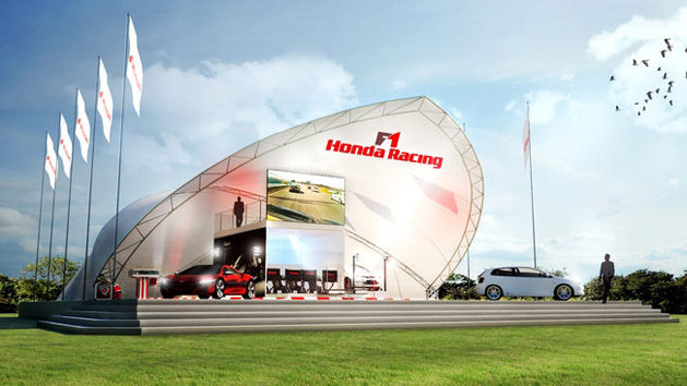 Honda at Goodwood Festival of Speed 2014