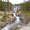 Tangle Falls, Icefields Parkway, Alberta