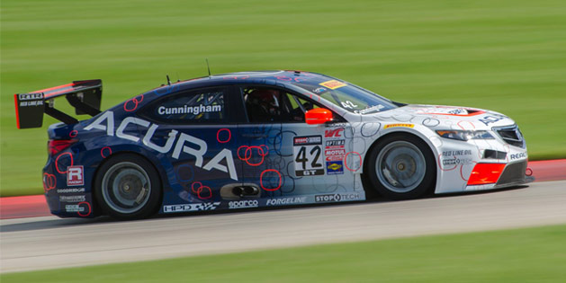Acura TLX GT Race Car