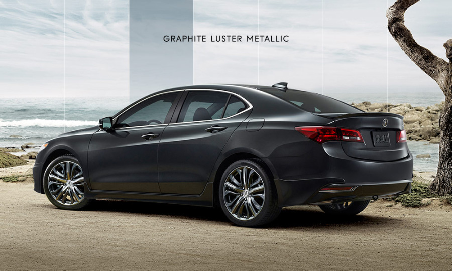 Gallery: 2015 Acura TLX Exterior Colors – Acura Connected