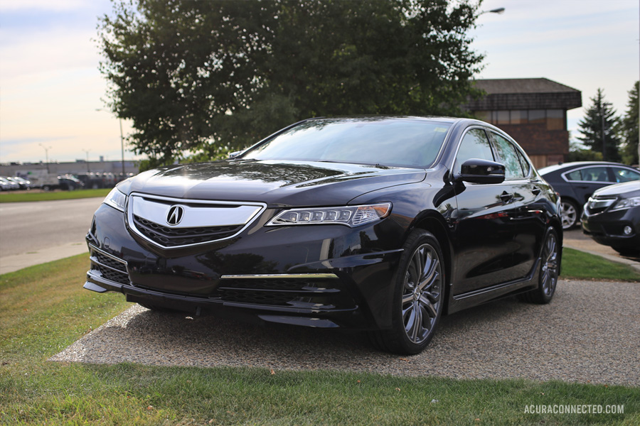 Gallery Acura TLX With Accessories Acura Connected - 2018 acura tsx accessories
